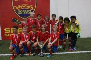 Soccer school dubai