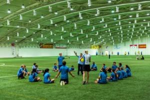 Dubai sports center