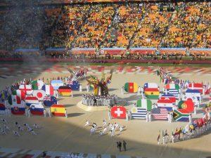 World event sports