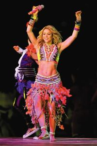Shakira song