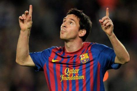 Lionel Messi star
