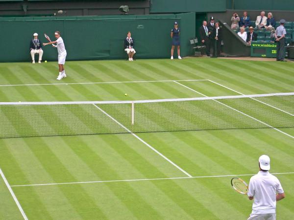 Tennis-men